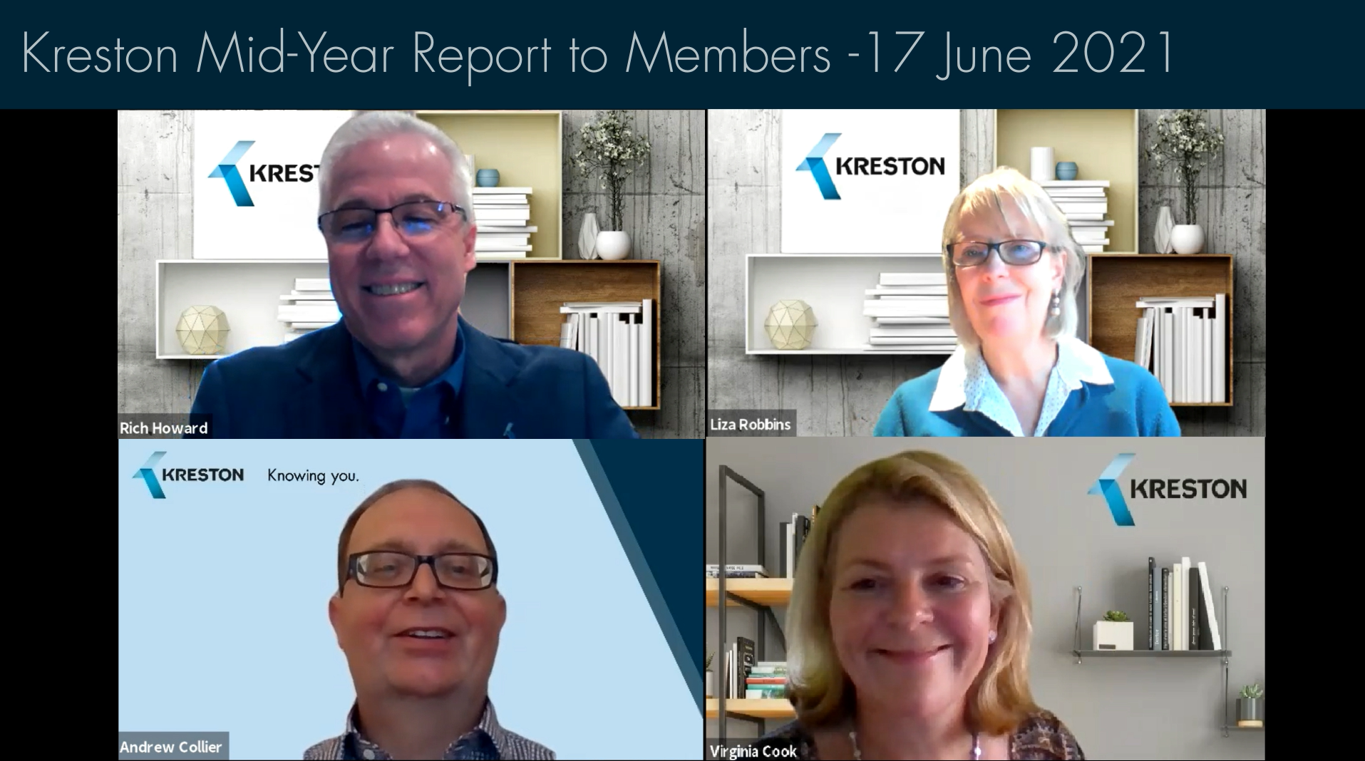 RECENT EVENT: Kreston Mid-Year Report for Members