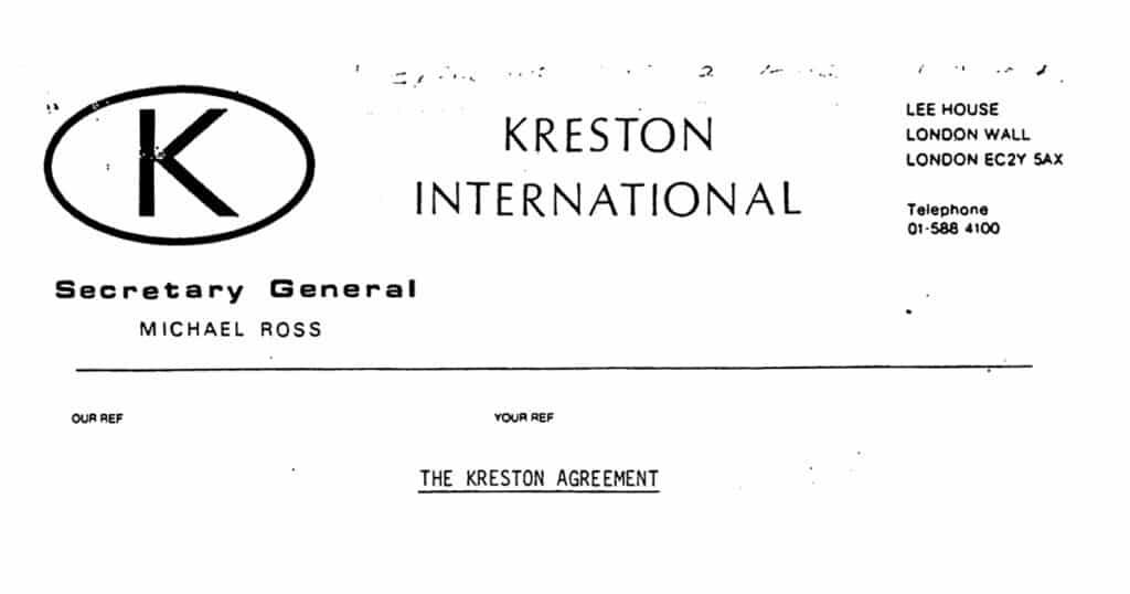 the name Kreston